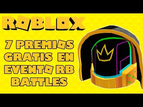 Como Conseguir Gorra Gratis Evento Rb Battles Roblox Nuevo Evento En Roblox Con Premios 7 Gratis Evento Rb Battles Roblox Youtube