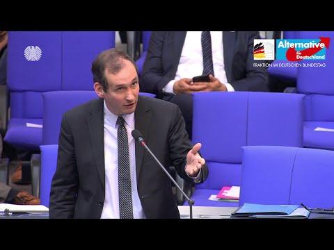 Spaltet unser Grundgesetz Europa? - Norbert Kleinwächter AfD