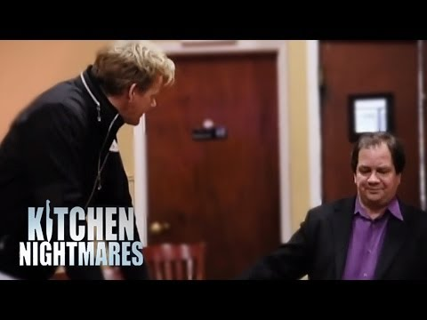 Lying chef thre elaegypt for Kitchen nightmares fake