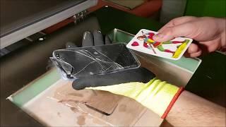Samsung S8 - Oprava skla / glass repair