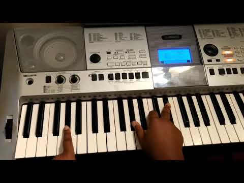 How to play Forever At Your Feet by Tasha Cobbs Leonard on piano
