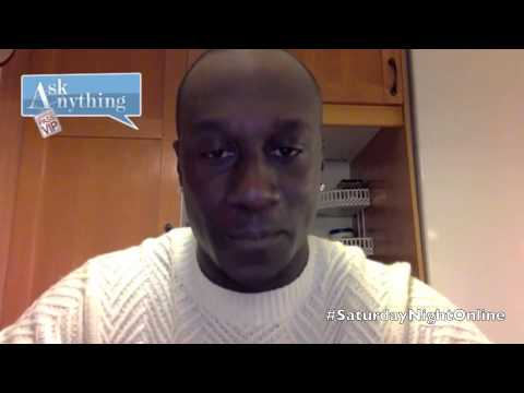 Vinz, from Nico and Vinz, Answers Fan Questions On Ask Anything Chat w/ Romeo  - AskAnythingChat