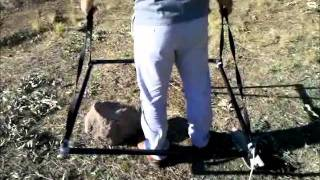 ROYAL PULSE METAL DETECTOR STABILITY TEST