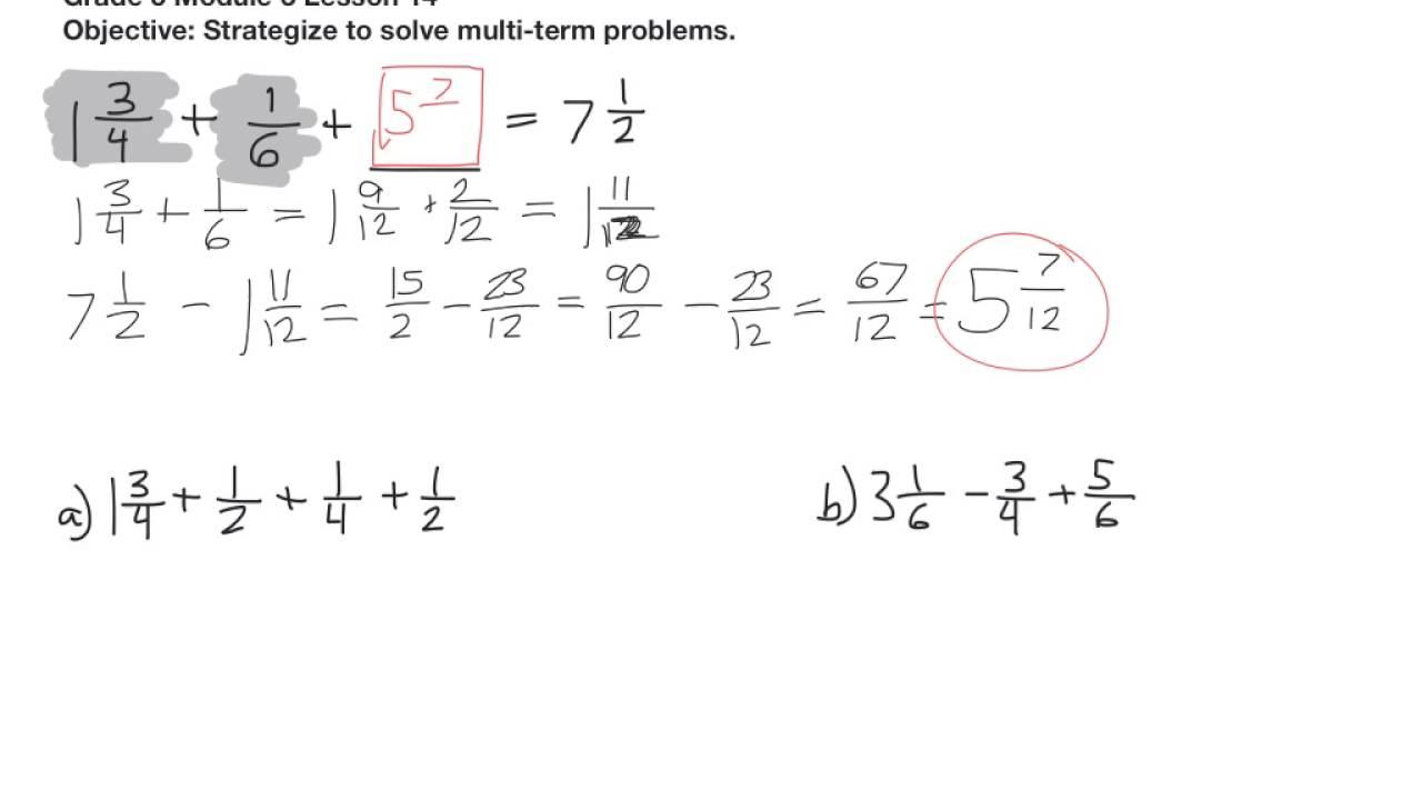eureka math lesson 14 homework 5.3