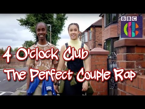 4 O'clock Club Rap   Perfect Couple   CBBC