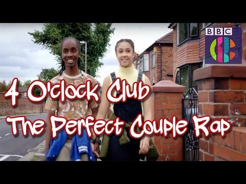 4 O'clock Club Rap | Perfect Couple | CBBC