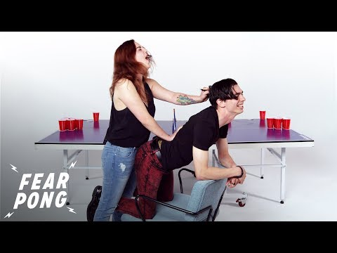 Blind Dates (Riley vs. Kylie) | Fear Pong | Cut
