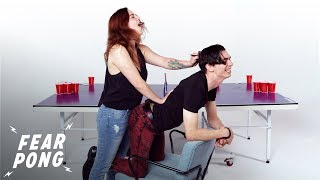 Blind Dates (Riley vs. Kylie) | Fear Pong | Cut