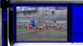 كرة قدم تحت القَصف في حلب! - شادي خليفة