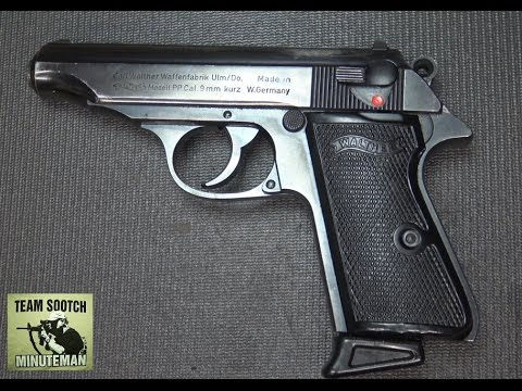 Walther PP 380 ACP Pistol Review