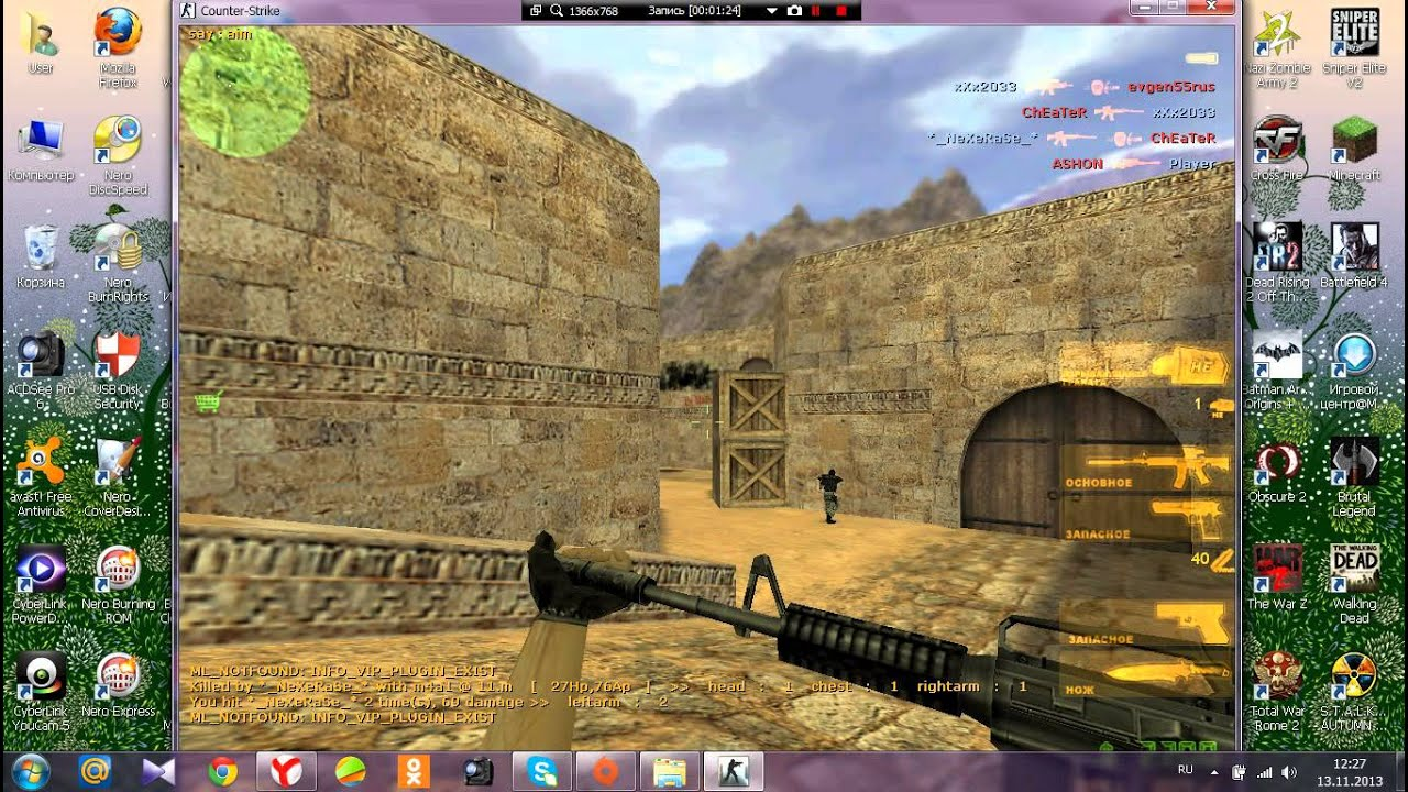 how to add bot in counter strike 1.6 android