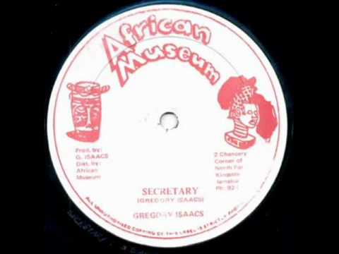 Gregory Isaacs Private Secretary Extented Mix