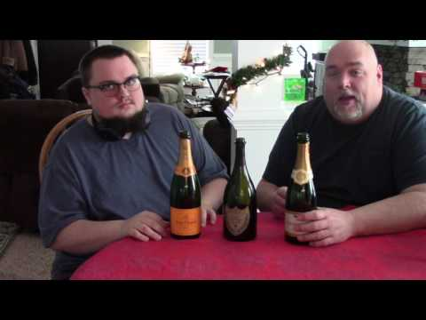 Which is Better? Episode 1: Champagne