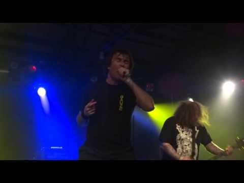 Napalm Death Live Mexico 2014