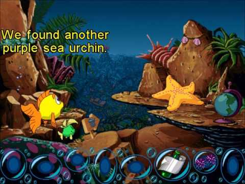 Let's Play: Freddi Fish And The Case Of The Missing Kelp Seeds