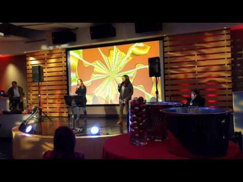 24K Magic Karaoke - Nori and Kelly
