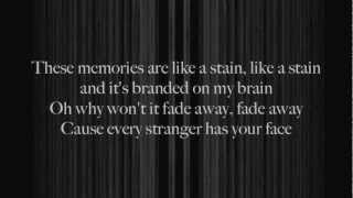 Guy Sebastian - Amnesia (Lyrics)