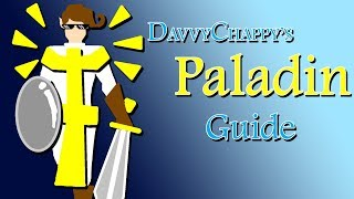 Davvy's D&D 5e Paladin Guide