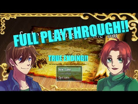 RPG Maker Let's Play - Sorbetta: Raising The Bar - Game Critique (Full Game With True Ending)