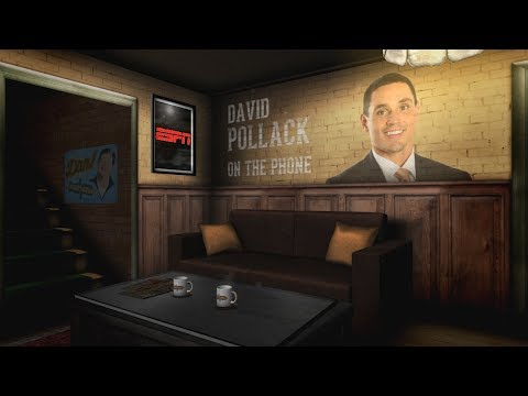ESPN's David Pollack Talks Alabama vs Georgia wDan Patrick  Full   1818