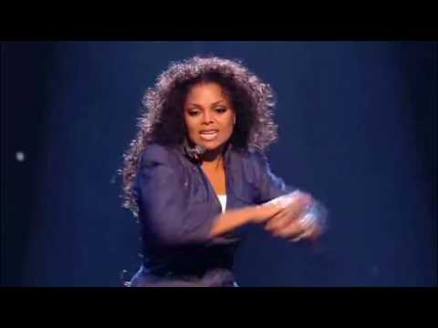 """Janet """"All For You & Make Me (X Factor 2009)"""""""