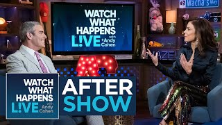 After Show: Bethenny Frankel on Tinsley Mortimer & Billy Bush