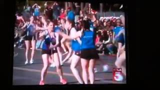 Rose Parade 2014 USA Jump Rope 2nd Double Dutch