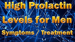 High Prolactin Issues in Men / Low Testosterone / Testosterone Replacement Therapy