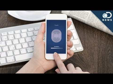 How Secure Are Fingerprint Scanners?