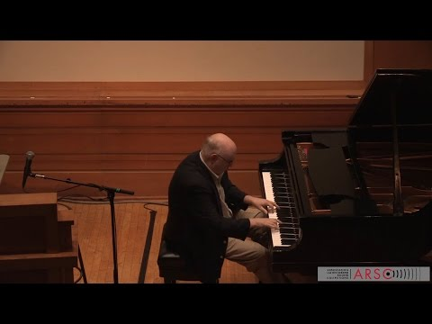 UNCOMMON ENCORES OF THE GREAT PIANISTS Presented by Donald Manildi
