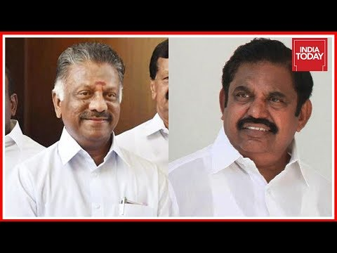 AIADMK Merger : EPS To Continue As Chief...