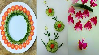TOP 15 TRICKS WITH FRUITS AND VEGGIES 2019
