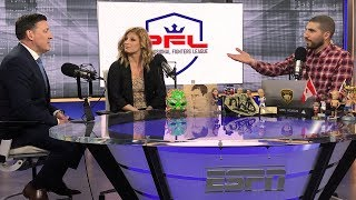 Kayla Harrison and Peter Murray Announce PFL and ESPN Partnership on Ariel Helwani's MMA Show