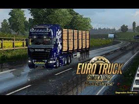 Euro Truk Simulator/Cursa de 1.000 de km!#ep.3/Panti,Teo