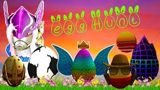 ROBLOX Jailbreak | Egg Hunt & Mad City ( April 18th ) Live Stream HD