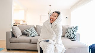 Spring Self-Quarantine Morning Routine (what to do when you're bored)