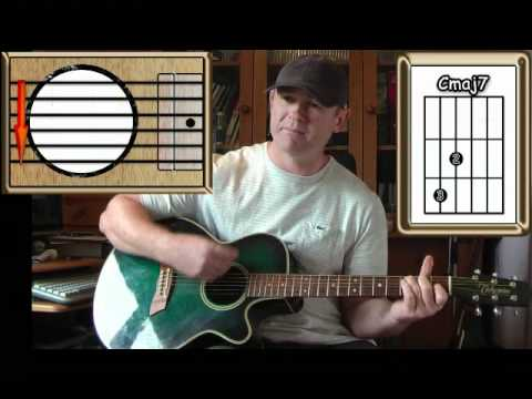 Local Boy In A Photograph - Stereophonics - Acoustic Guitar Lesson