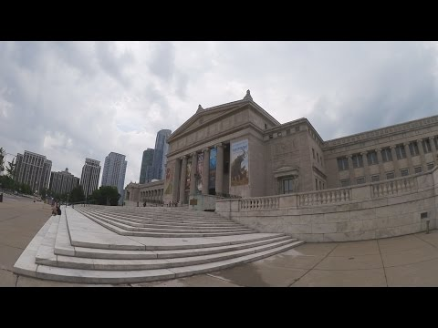 Touring Chicago! (Field Museum, Navy Pier, Garret Popcorn) (09.05.2015 Day #30)