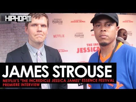 James Strouse Talks Directing