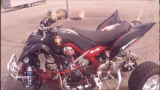 Quad Yamaha Raptor 1000cc YZF-R1 - MEGAMOS RACING