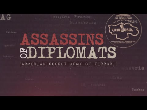 Assassins of Diplomats, Armenian Secret Army of Terror