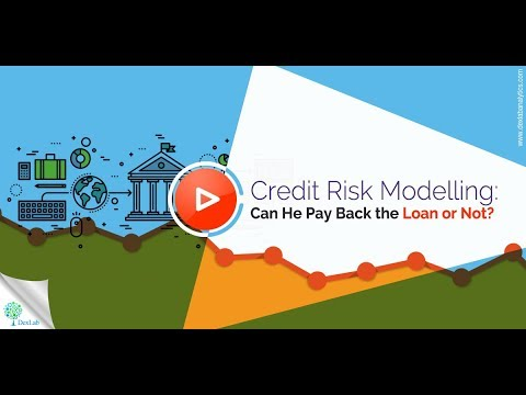 Credit Risk Modelling: Can He Pay Back the Loan or Not?