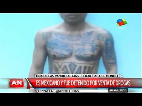Detuvieron por primera vez en Argentina a integrante de Las Maras