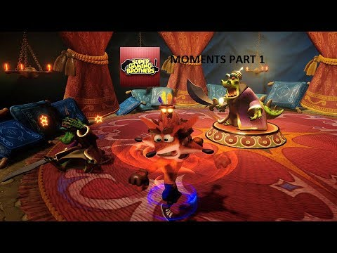 Best of SGB Plays: Crash Bandicoot N.Sane Trilogy (Crash 2 - Cortex Strikes Back) - Part 1