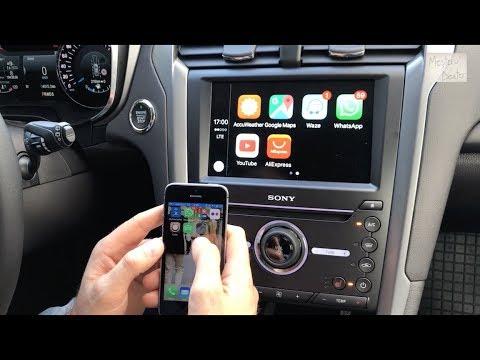 Waze direct pe ecranul masinii (carplay vs android auto)