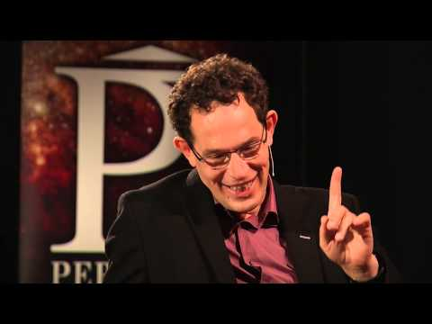 We don't live in a clockwork universe - Neil Turok at 2012 Massey Lecture Kick Off