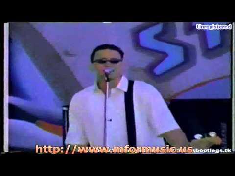 Blink 182 Dammit MTV's Sports & Music Festival'97 Zilker Park Austin TX 18 10 1997