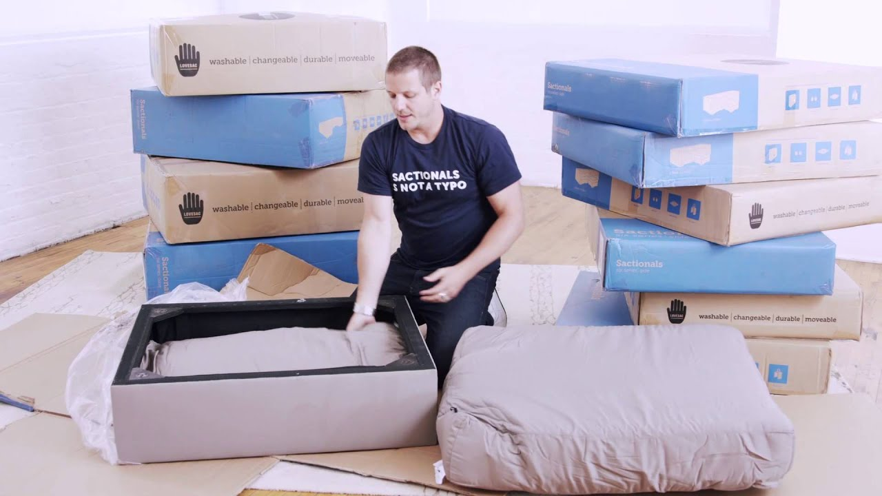 Unpacking Your Sactionals