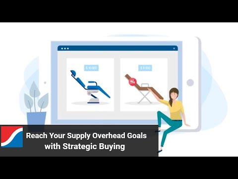 Meet Your Supply Overhead Goals With Henry Schein
