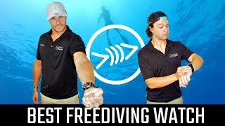 Garmin Descent MK1 Dive Watch Review - Florida Freedivers